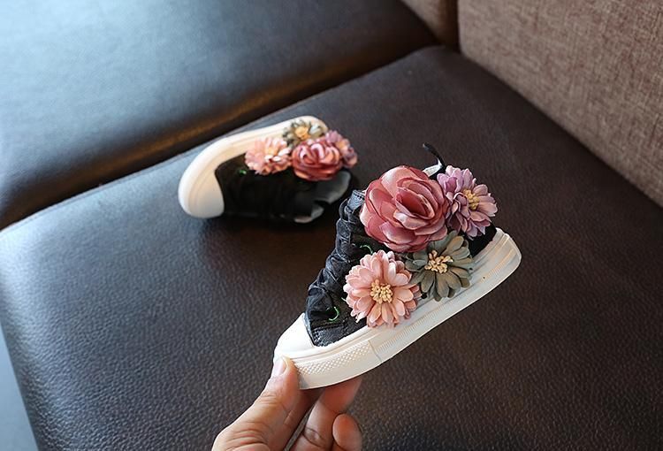 Baby Girl's Best Florence Bloom Sneakers