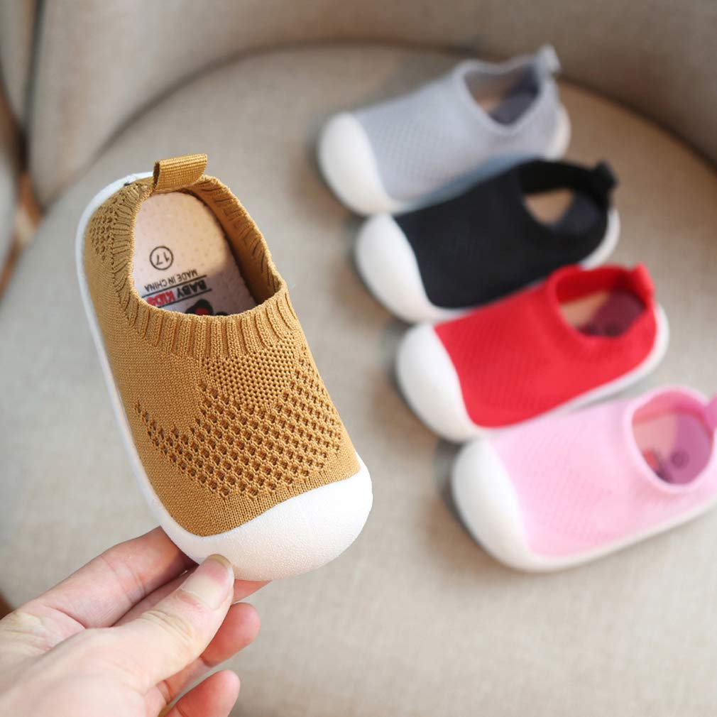 Pick the Best Baby Shoes - For Their Strolling Days and Beyond